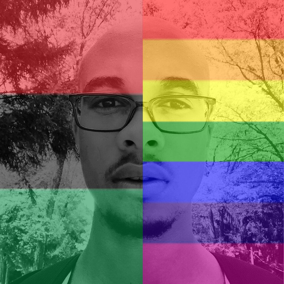 I'm Black And Queer At The Same Time, All The Time.