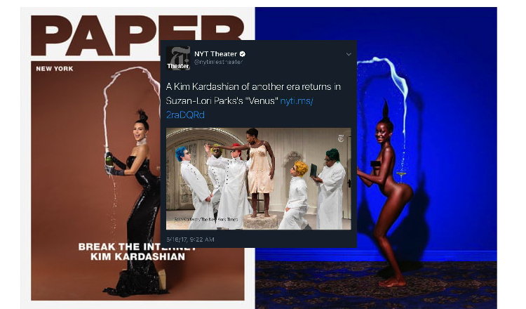 The NYT review of 'Venus' is a reminder that Black women and our suffering are often invisible to others