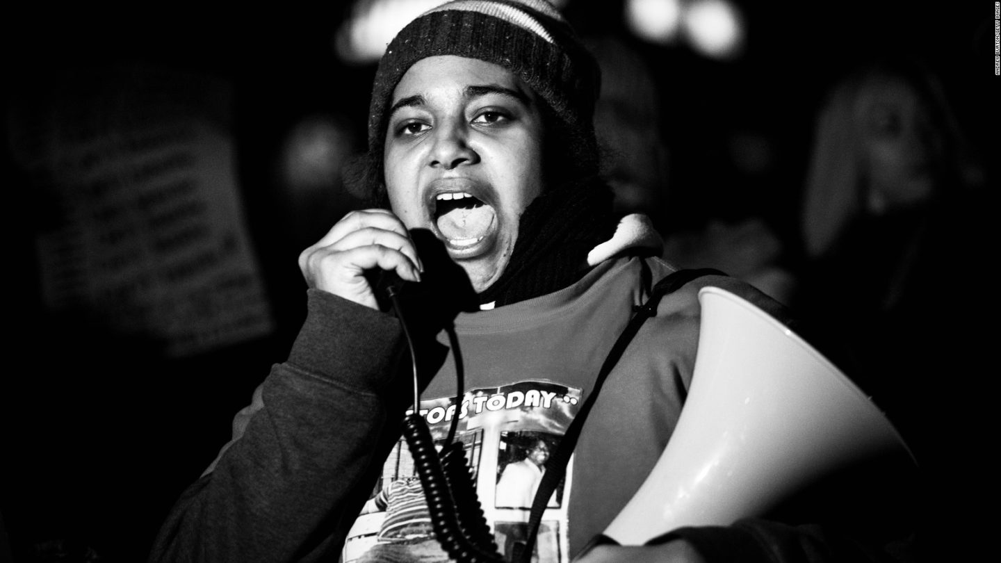 While mourning Erica Garner, we must protect her from being used as a political tool